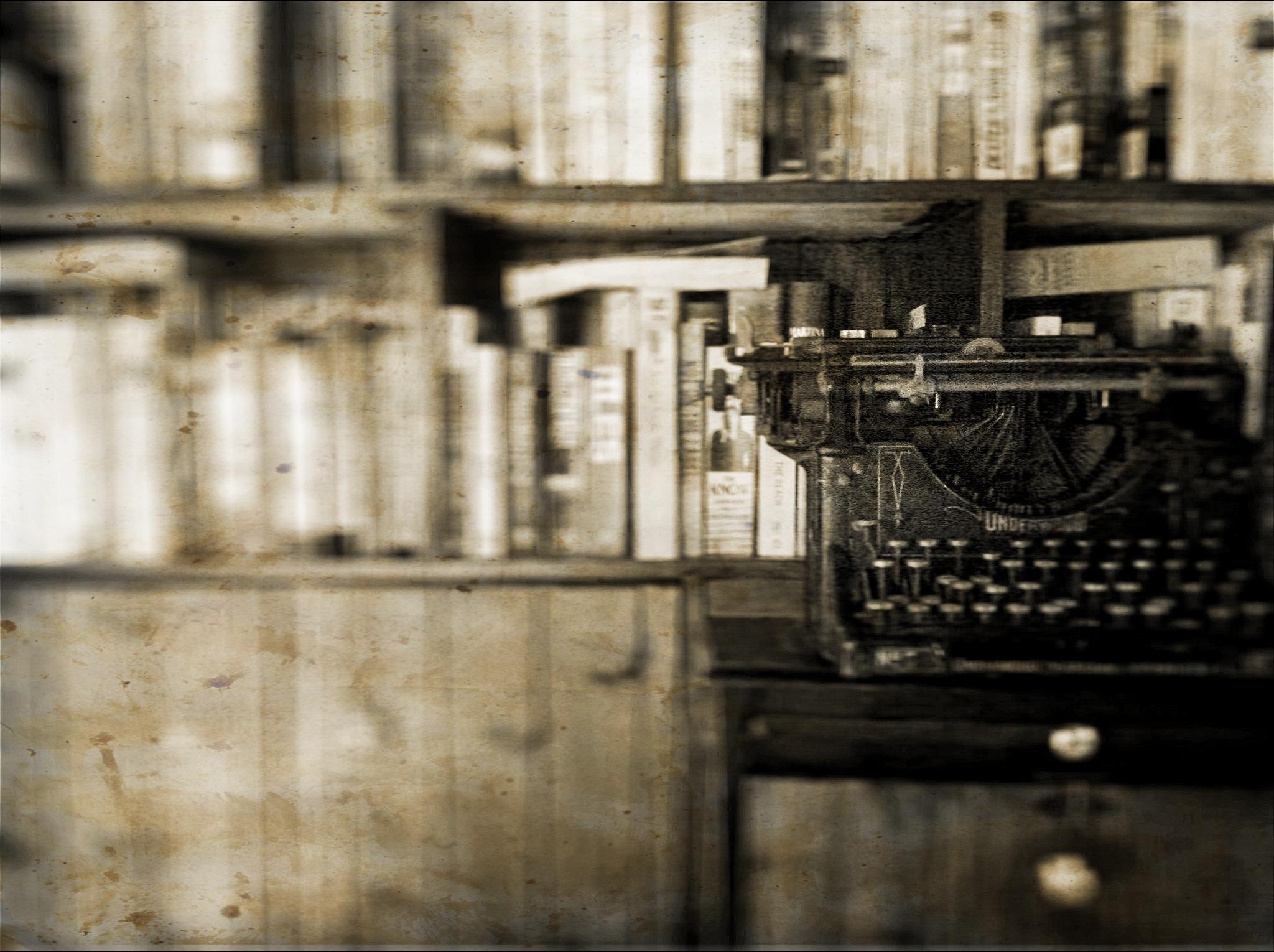 Mystery writers by Nana B Agyei. Licence CC. https://www.flickr.com/photos/nanagyei/5199156473/
