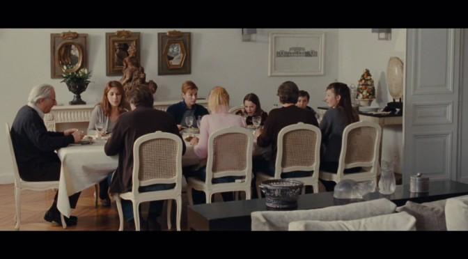 Légalité, moralité, fausse représentation du droit, vraie culture populaire… Les invités de mon père, Anne Le Ny, 2010.