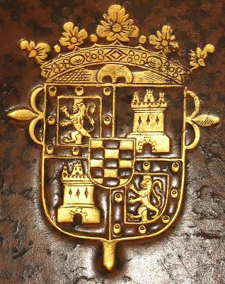 Superlibris del marqués del marqués de Caracena (1608-1668)