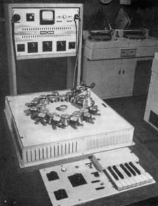 Die phonogène diente Komponisten zur Modifikation von Klangmaterial. Foto: Quelle: Wiki Commons, Lizenz: CC-BY-SA-3.0