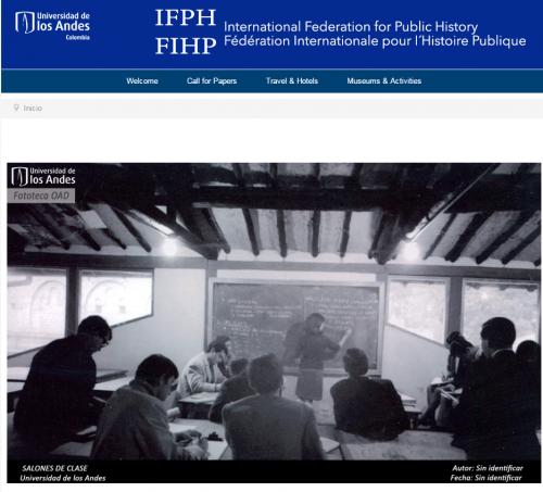 3rd International Conference IFPH, Bogota - https://ifph2016.uniandes.edu.co