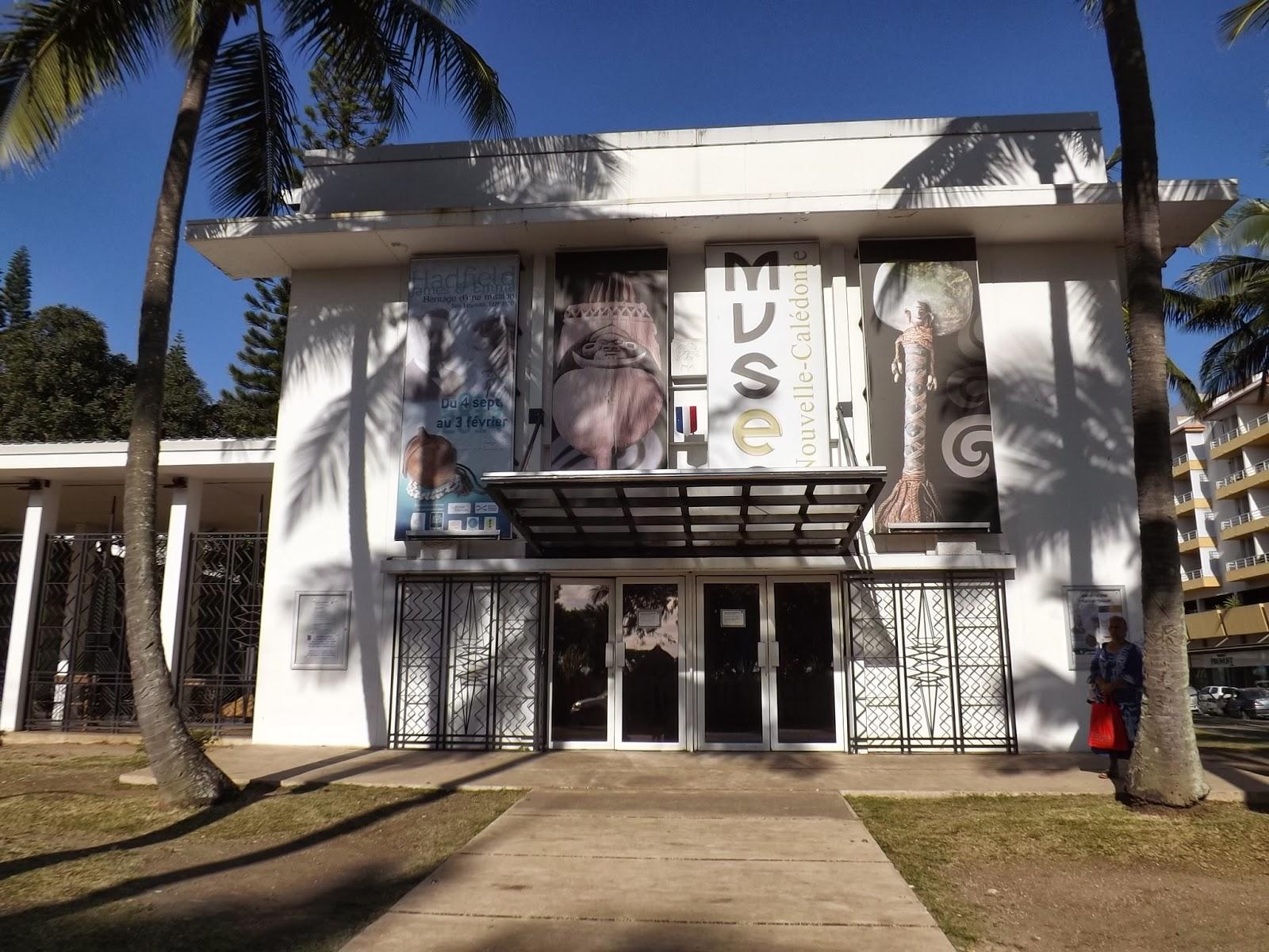 Musée Nouméa
