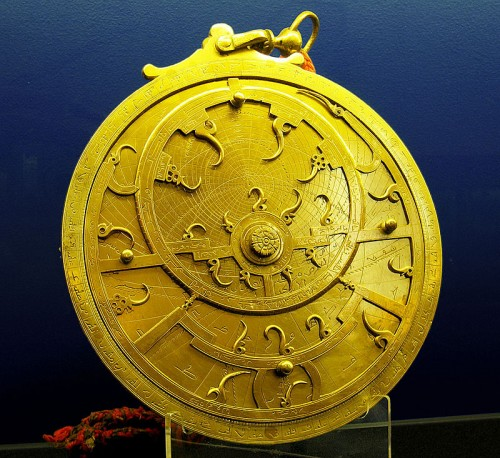 Astrolabe Persan