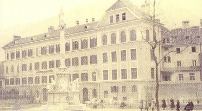 Franziskanergymnasium, Bozen