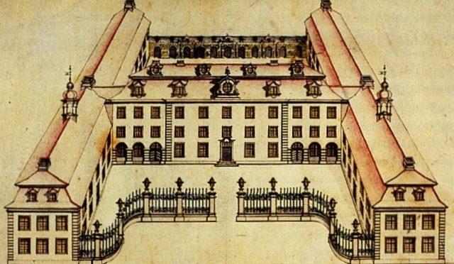 Die Historische Bibliothek der Stadt Rastatt