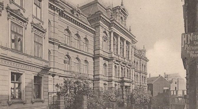 Schulbibliothek in Wuppertal