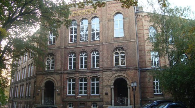 Die verstreute Gymnasialbibliothek