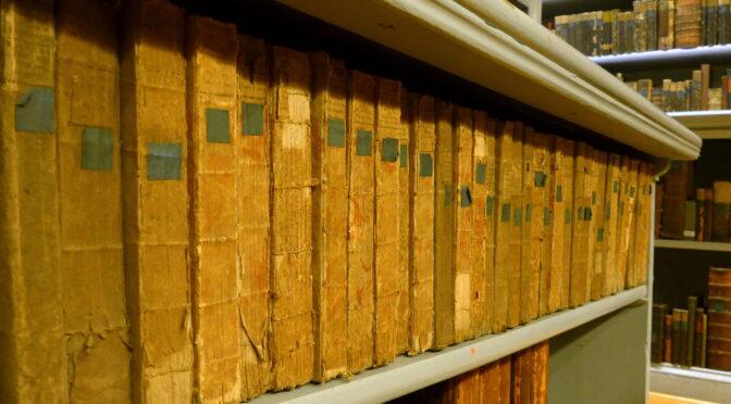 Das Zeitalter der Aufklärung – auch am Bielefelder Gymnasium? Gotthilf August Hoffmann und die Gründung der Bibliothek im heutigen Ratsgymnasium Bielefeld