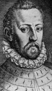 Gebhard Truchseß von Waldburg Erzbischof und Kurfürst von Köln (1577-1583)