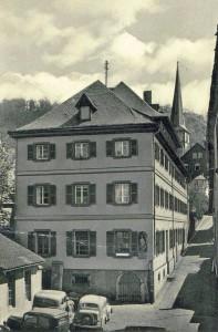 Das Hospital in den 1930er Jahren