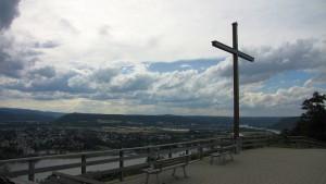 Das Kreuz auf dem Linzer Kaiserberg, 2012