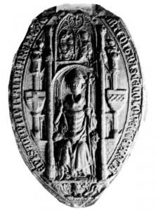 Siegel Engelberts III. von der Mark