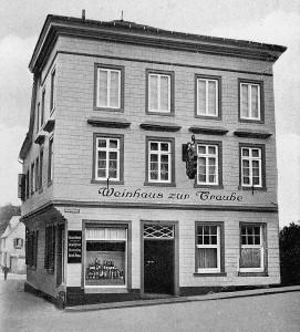 """Weinhaus """"Zur Traube"""""""
