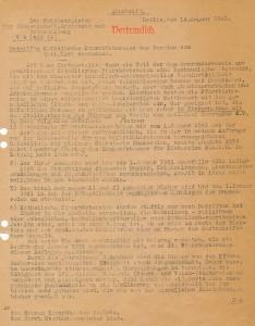 Mit einem vertraulichen Schreiben des Reichserziehungsministeriums vom 14. August 1940 werden die Borromäusbüchereien verdrängt.