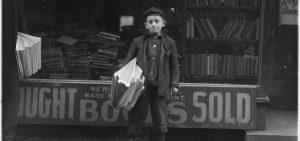 newsboy-public-domain
