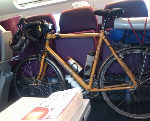 Vélo - TGV