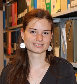 Emilie Fromont - Archives du Cevipof (Membre du consortium d'Archipolis)