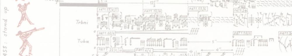 Gestes, instruments, notations