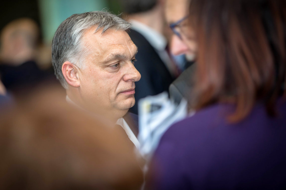 Viktor Orbán. Bild: European People's Party / CC BY 2.0