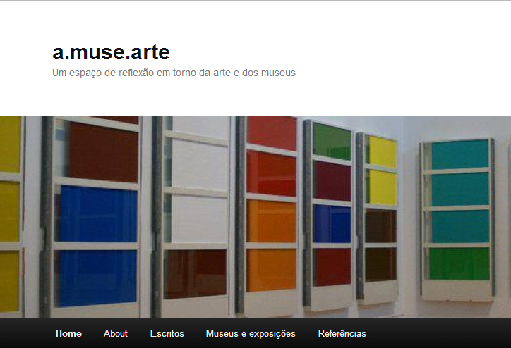 a-muse-arte, a propósito do #MuseumBlogs Day