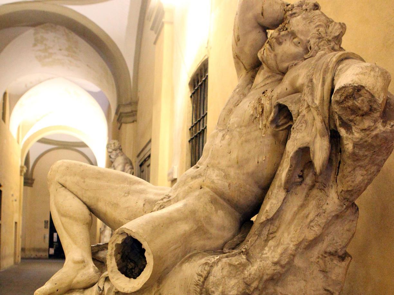 Sátiro mutilado Foto: Nicola Vaglia, Corriere della Serra.
