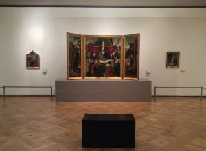 Salle de peinture religieuse, 2014 Lisbonne, Musée national d'Art Ancien Photo: MIR, 2014.