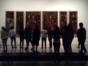 Lisboa, Museu Nacional de Arte Antiga. Foto: MIR, 2014.