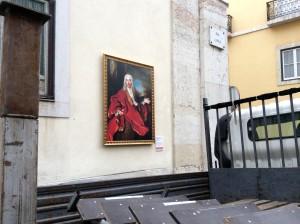 Retrato do Senhor de Noirmont, de   Nicolas de Largillière