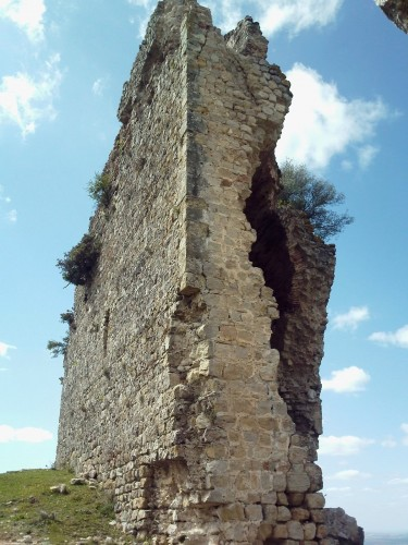 Torre da Matrera, antes do restauro