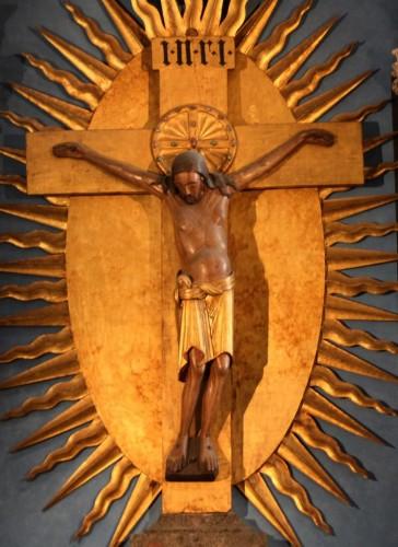 Cristo crucificado, dito de Gero Finais do século X Colónia, catedral