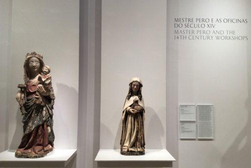 Escultura de Diogo Pires-o-Velho Lisboa, Museu Nacional de Arte Antiga Foto: MIR, 2016.