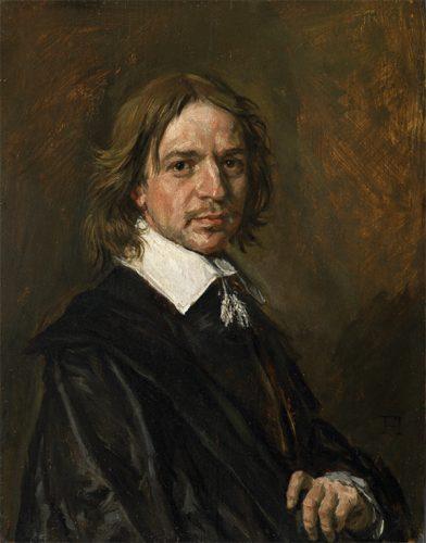 Retrato de homem Falso, atribuído a Franz Hals Foto: Artnet