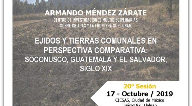 Lo común, lo privado, lo público. Dinámicas de los derechos de propiedad en México y América Central, siglos XIX-XXI