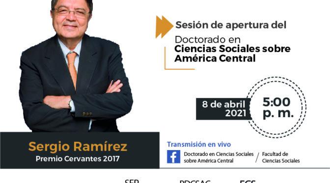Sesión de apertura del doctorado en ciencias sociales sobre américa central de la UCR