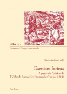 Ilaria Andreoli, Exercices furieux, 2013