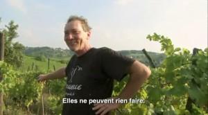 "Stefano Bellotti in ""Résistance Naturelle"" (00:45:20)"