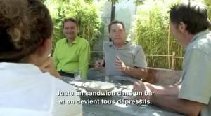 "Gian Luca Farinelli et Stefano Bellotti in ""Résistance Naturelle"" (00:57:17)"