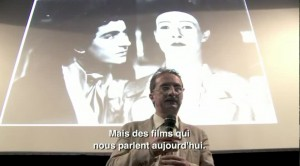"Gian Luca Farinelli in ""Résistance Naturelle"" (00:39:06)"
