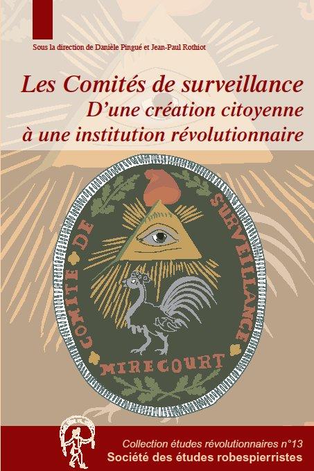 couverture Comités de surveillance
