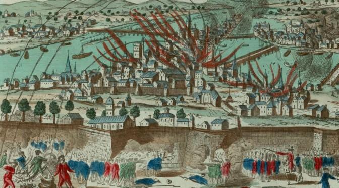 Appel à communications : Villes assiégées dans l'Europe révolutionnaire et impériale (3-4 mai 2017)