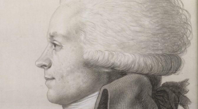 Nos membres publient : Hervé Leuwers, «Robespierre, l'homme derrière les légendes».