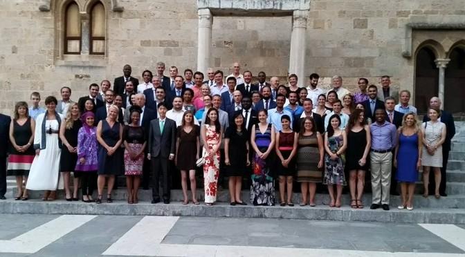 Compte rendu de l'académie de Rhodes sur le droit de la mer 2015