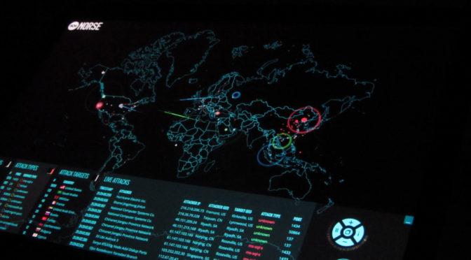 Les cyberattaques en mer : quel espace pour la légitime défense de l'Etat visé ?