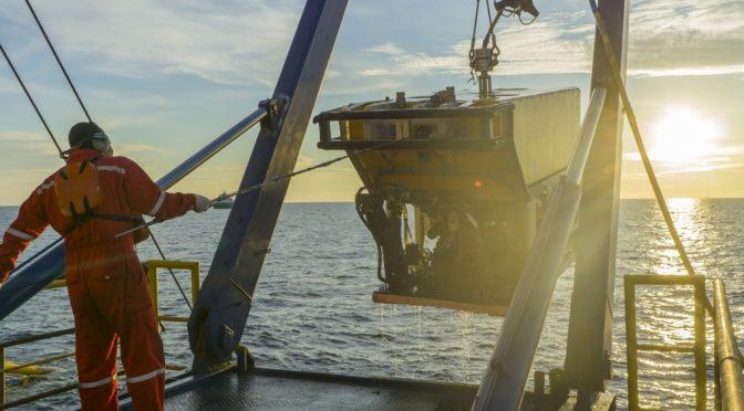 Un technicien de ROV est-il un marin ?