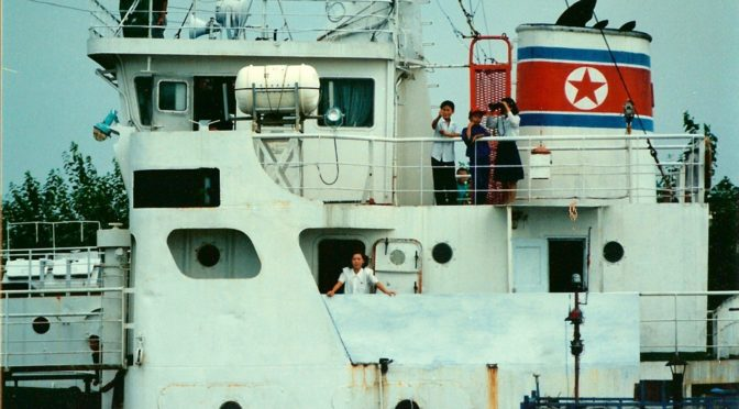 Les résolutions du Conseil de sécurité sur la Corée du Nord et la liberté des mers