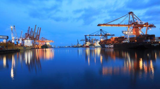 La géopolitique maritime du port de Gdynia et la mer Baltique