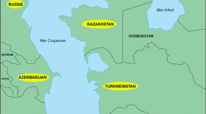 La Mer Caspienne entre mer et lac