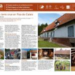 Torchis & terre crue en Pas-de-Calais. Groupe torchis et terre crue Pas-de-Calais