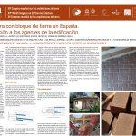 Arquitectura con bloque de tierra en España. ROMERO GIRON ANA ; CANIVELL JACINTO ; RODRIGUEZ GARCIA REYES ; GONZÁLEZ SERRANO ANA