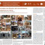 Nuevos formatos de difusión del conocimiento sobre arquitectura en tierra. HIDOBRO MERA Mario ; MARTINEZ FERNANDEZ Raquel ; JUAREZ Maria Rosa